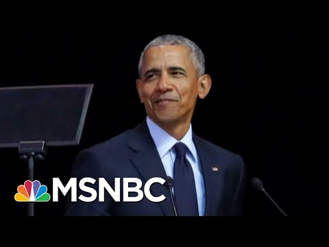 Barack Obama Takes On Donald Trump In Speech Without Ever Saying His Name  The 11th Hour  MSNBC