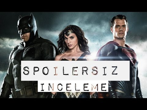 BATMAN v SUPERMAN -Film İncelemesi (2016)