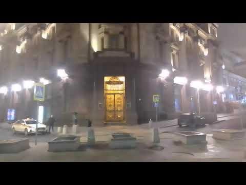 Москва - здание банка ВТБ