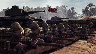 LA BATALLA DE OKINAWA | Japón vs EEUU | Men of War Gameplay en Español | Aguacate!