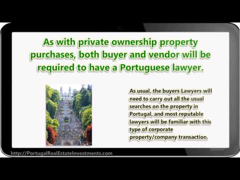 Offshore Investments in Portugal Property