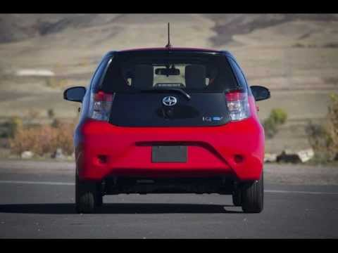 2017 Scion Iq Electric Vehicle