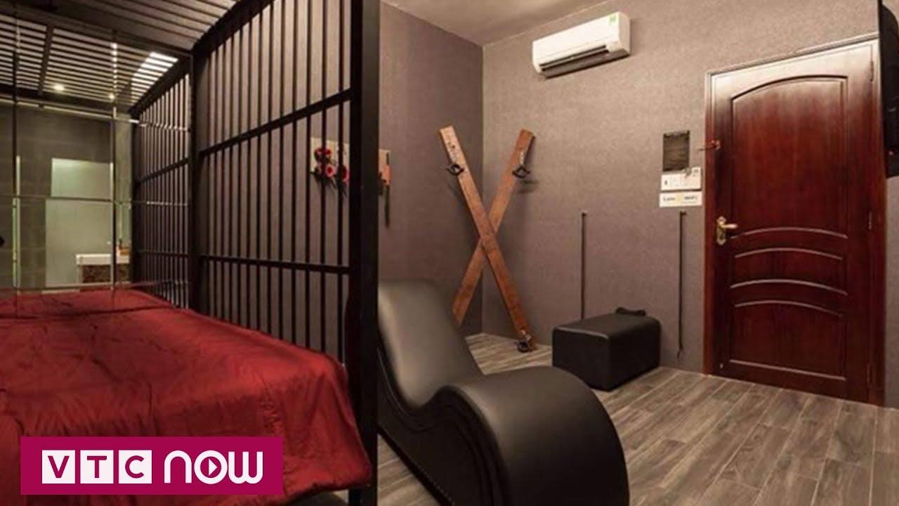 Cần Thơ: Khách sạn trang trí bạo dâm bị tuýt còi   VTC1