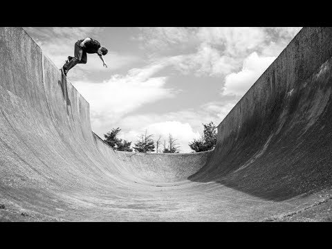 Concrete Dinosaurs Part 1: Romford Skatepark with Rune, Raven, Hatchell & Sam Beckett