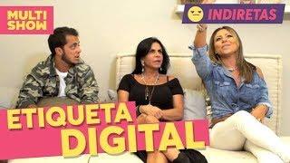 Baixar Indiretas | Etiqueta Digital | Gretchen + Thammy + Andressa | Os Gretchens | Humor Multishow