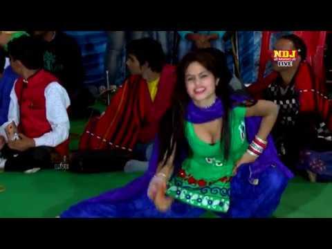 हलवे हलवे खोल बटन   Khol Buttan Meri Kurti Ke   देहाती डांस धमाका 2017   Manvi Bhardwaj   NDJ Music