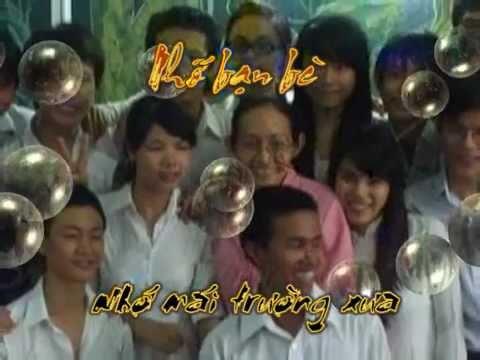 [Lưu bút] Tập thể lớp 12A3 năm học 2010-2011