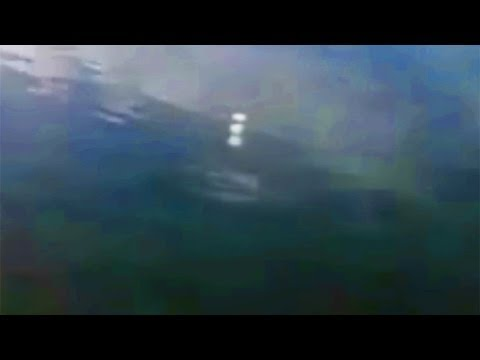 NEW VIDEO! UFO Sightings Are Water Pond's Magnets For UFOs? Bizarre Footage S.C. 2012