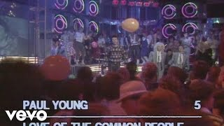 Paul Young - Love of the Common People People [Top Of The Pops 1983]