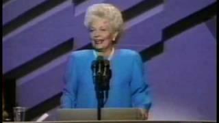 Video Governor Ann Richards Keynote Address to the 1988 Democratic National Convention download MP3, 3GP, MP4, WEBM, AVI, FLV November 2018