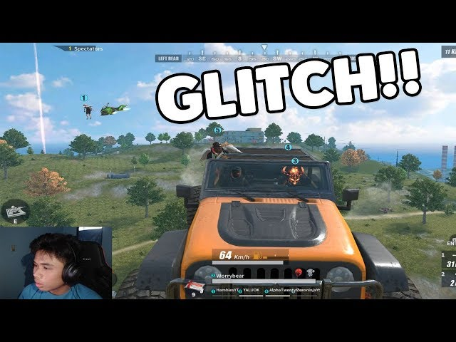 NEW FLYING CAR GLITCH! AKALA KO NA BAN AKO! [TAGALOG] (Rules of Survival: Battle Royale)
