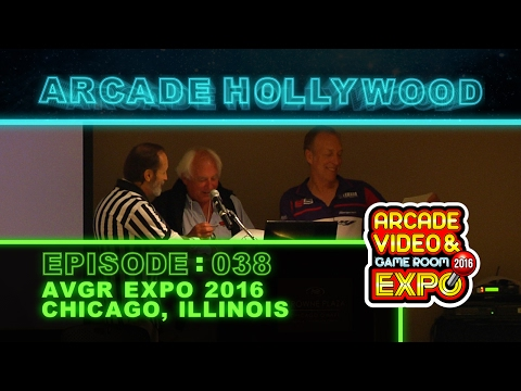 Arcade Video and Game Room Expo