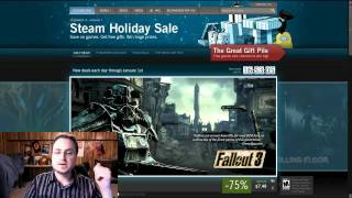 2011 Steam Holiday Sale - December 25th