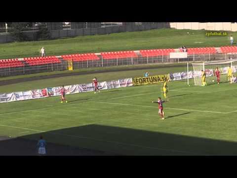Podbrezová vs. MFK Zemplín Michalovce ... Fortuna liga ...01.08.2015