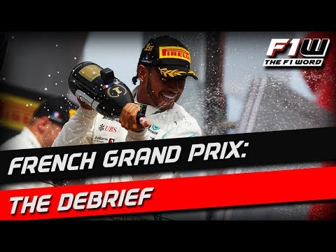 The Debrief: France