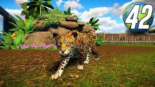 Planet Zoo Franchise - Part 42 - JAGUAR EXHIBIT! (New South America DLC)