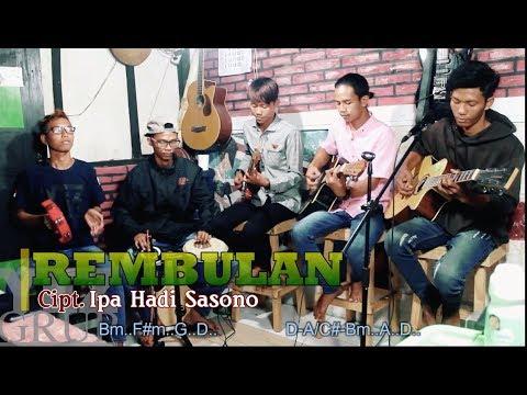 REMBULAN - Cover By YEZGrup (Cipt. Ipa Hadi Sasono)