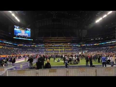 Super Bowl XLVI in 90 Seconds