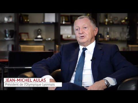 Grand Stade de Lyon : interview exclusive de Jean-Michel Aulas