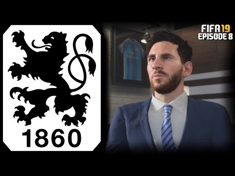 FIFA 19 CAREER MODE 1860 MUNCHEN RTG - #8 SIGNING THE NEXT MESSI!!