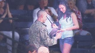 SOLDIERS COMING HOME | Most Emotional Surprise Compilation at ...