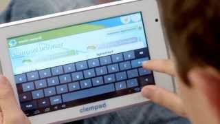 Clementoni - Clempad Android Tablet, Wi Fi, 3G