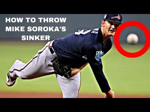 Download How To Throw Mike Soroka's Sinker