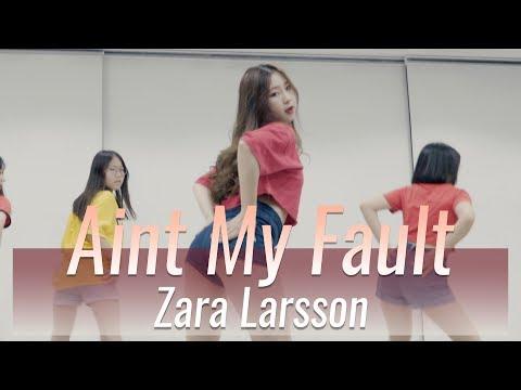 Zara Larsson - Aint My Fault (R3hab Remix) | Beginner Class 리듬하츠 기초반
