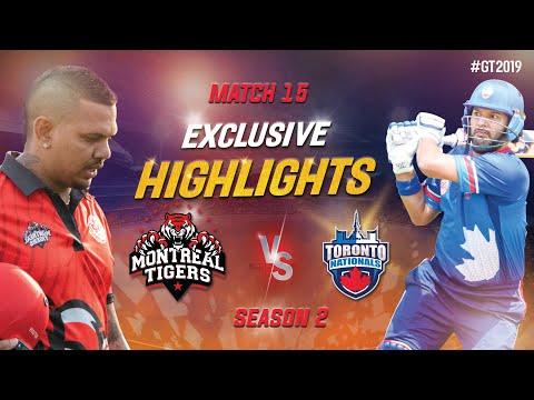 Toronto National vs