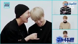 When BTS (방탄소년단) can't stop laughing