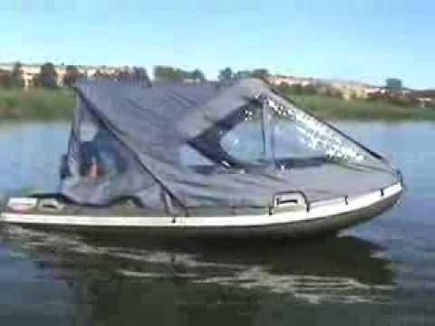 Как сделать тент на лодку ПВХ своими руками, самодельный тент 68