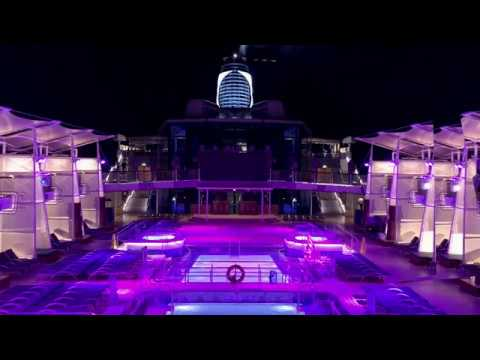Quicktour: Celebrity Silhoutte from Celebrity Cruises