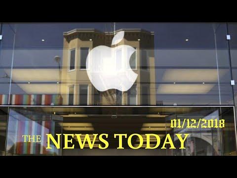 News Today 01/12/2018 | Donald Trump | Corporations May Dodge Billions In U.S. Taxes Through Ne...