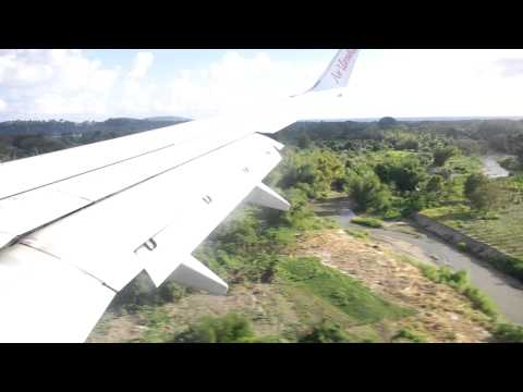 Landing at Port Villa, Vanuatu