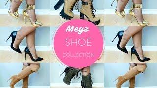Megz Shoe Collection - Heels & Flats