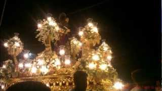Holy Week March 27, 2013...! Prusisyon at mga Karo