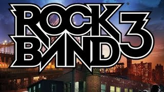 Rock Band 3 PS3 Wii Xbox 360