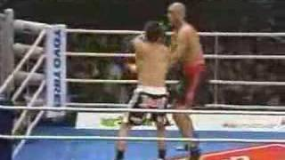 Musashi Vs Montanha Silva 1 (Crazy Fight)