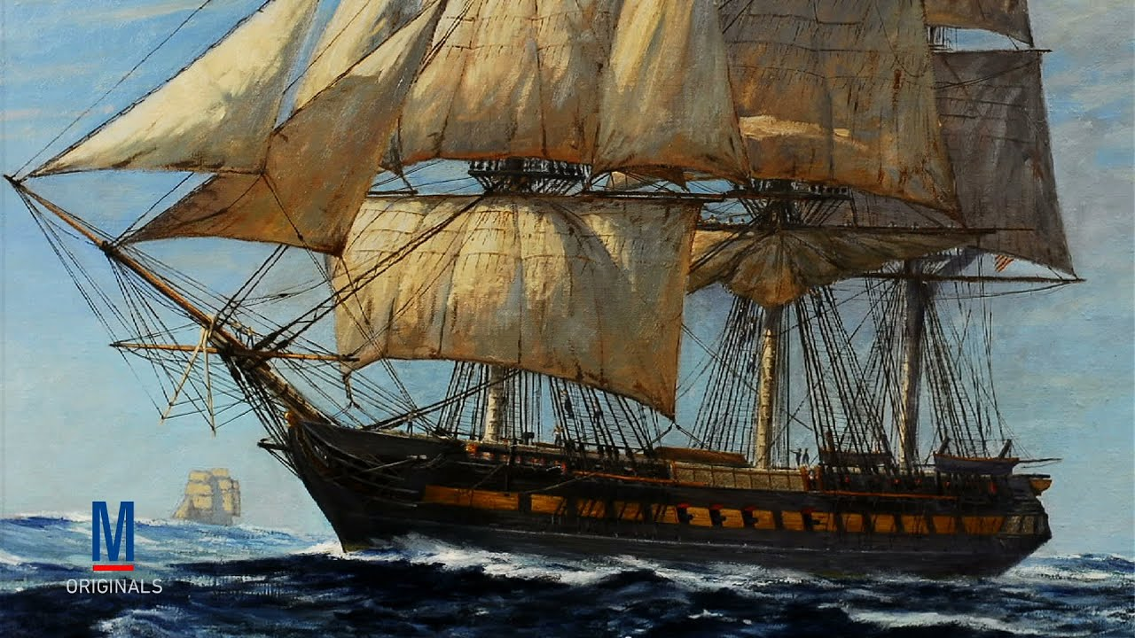 5 Things You Don't Know About: The USS Constitution - YouTube