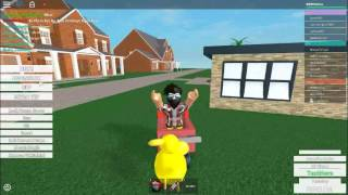 Playing Some ROBLOX Again