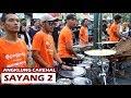 Gambar cover Sayang 2  Versi Angklung // Cover Angklung Carehal ~  Angklung Malioboro Yogyakarta.