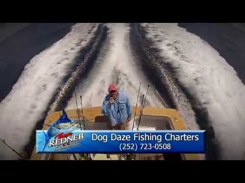 Atlantic Beach Charters - Dog Daze Fishing