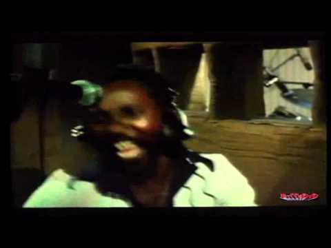 Toots Hibbert (rare footage at studio)