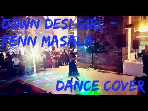 WEDDING DANCE: Down/Desi Girl (Penn Masala) Classical/Bollywood Dance Cover // Trina Chakrabarti