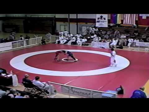 1999 Canada Cup: 51 kg Teresa Piotrowski (CAN) vs. Erica Sharp (CAN)