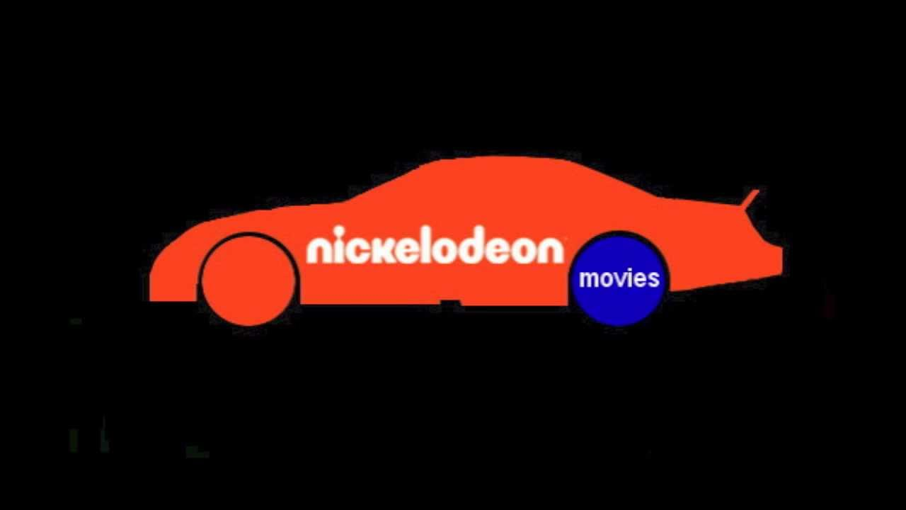 Nickelodeon Movies Fan Logo Racecar Youtube