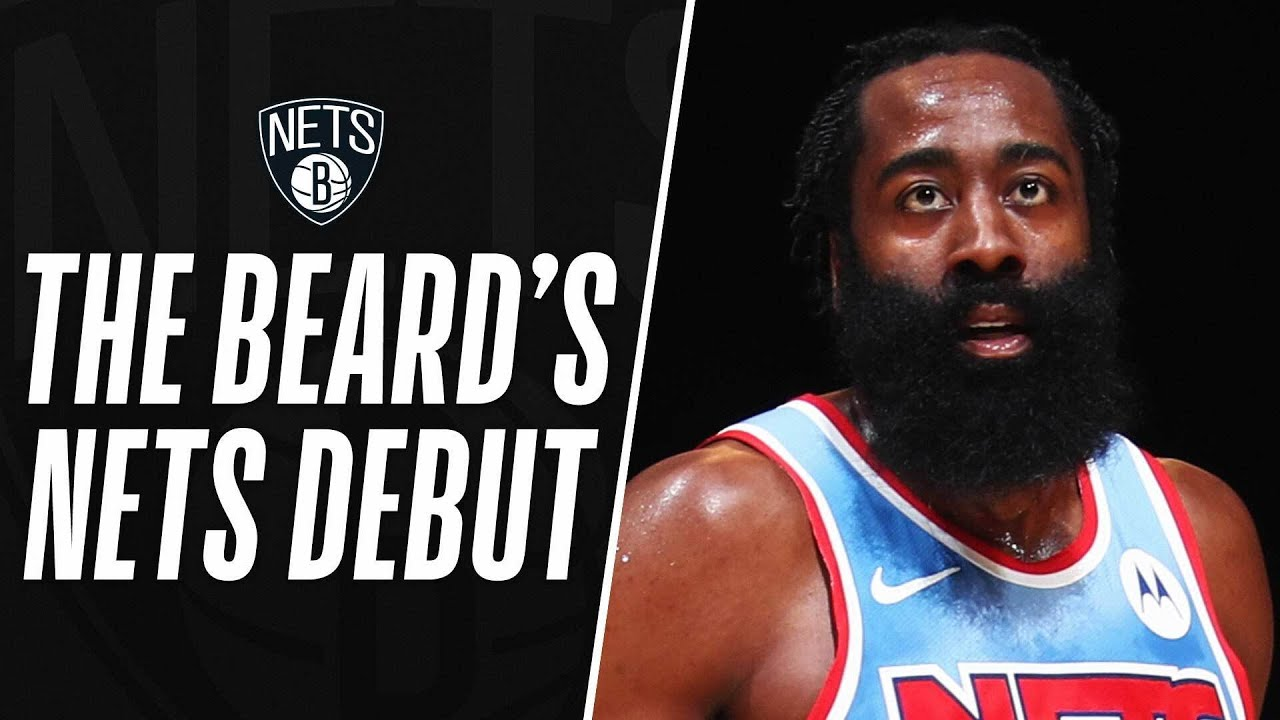 James Harden's HISTORIC Brooklyn Debut | 32 PTS, 12 REB, 14 AST ????