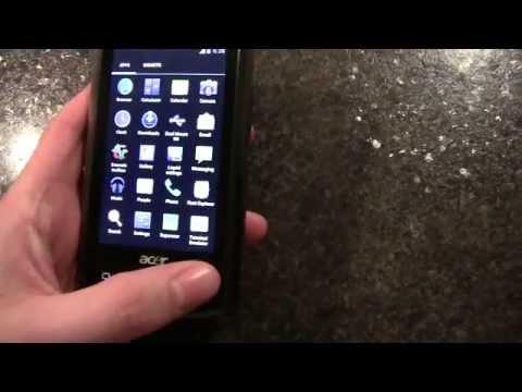 ICS on Acer Liquid E (Alpha 32)