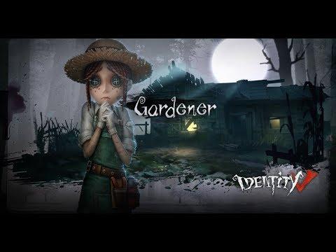 Identity V | Survivor | Gardener
