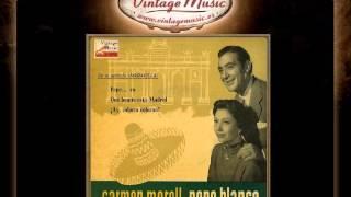 Pepe Blanco & Carmen Morell - Que Bonito Esta Madrid (Pasodoble) (VintageMusic.es)